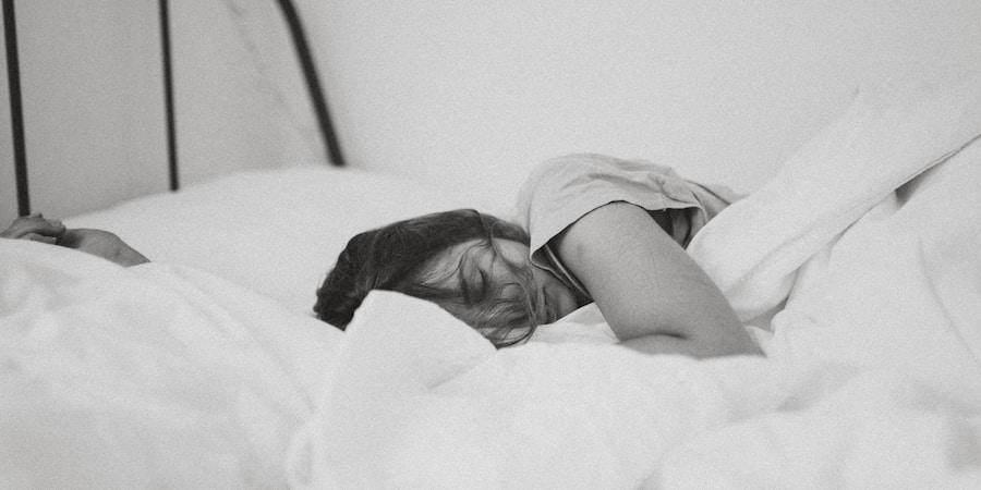 Who Sleeps The Worst—Him, Me, OrHer?