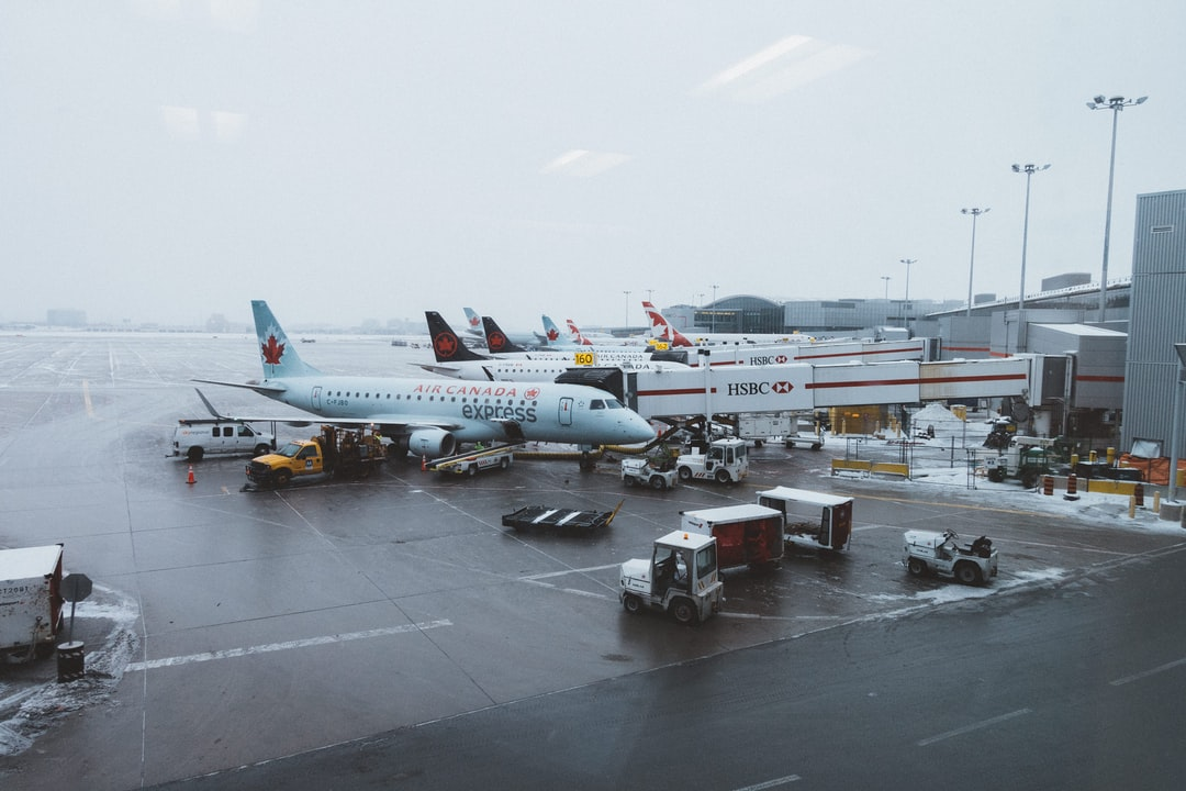 Taken on a layover at Toronto Airport.