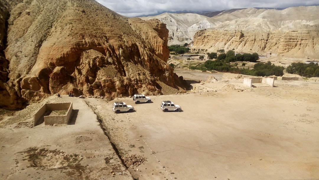 Mustang 4 wheel drive Jeep safari - the most beautiful experience 