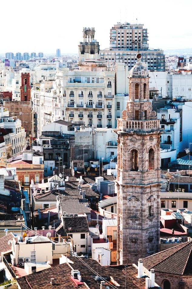 A view of Valencia