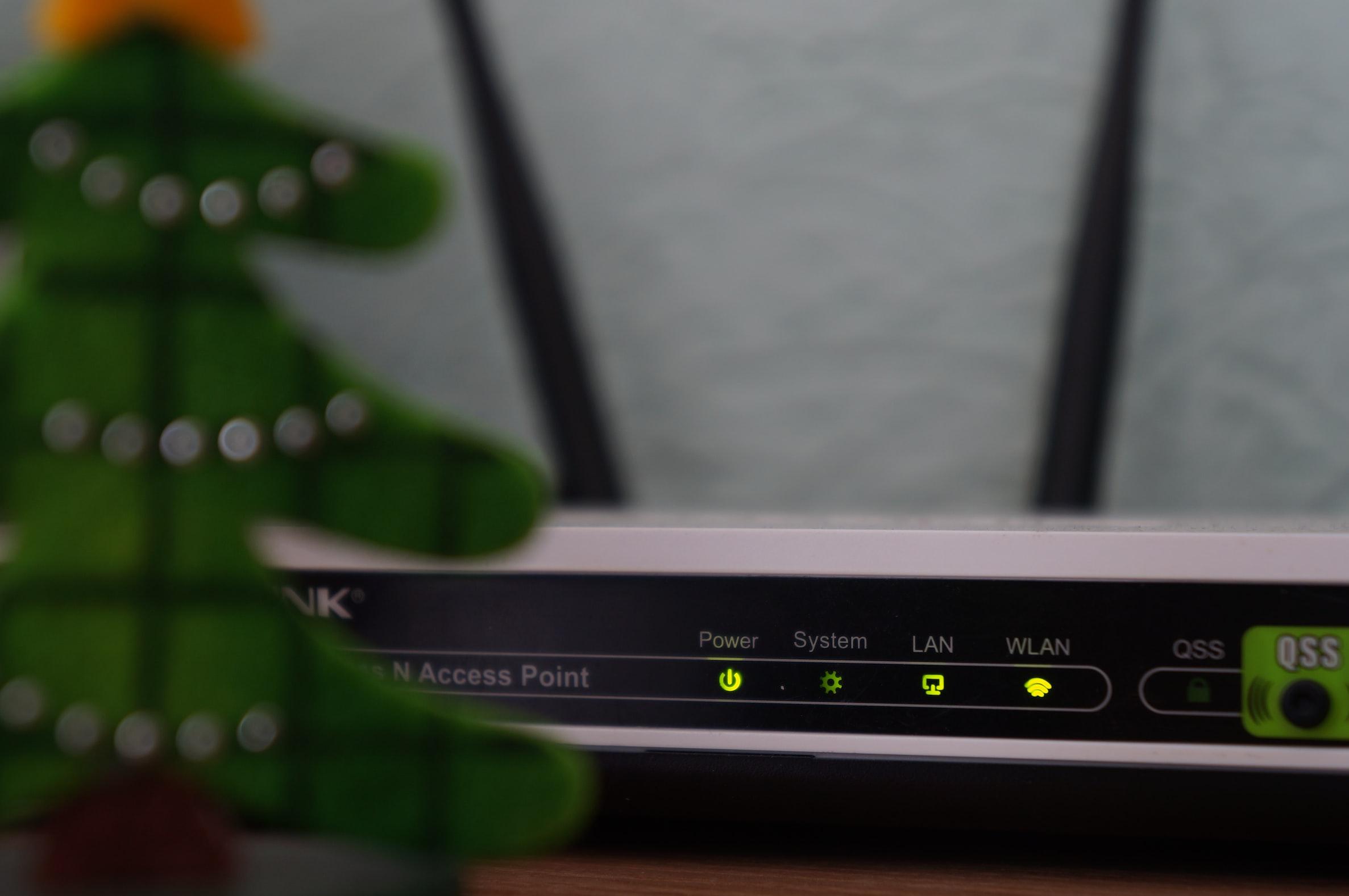 Broadband routers