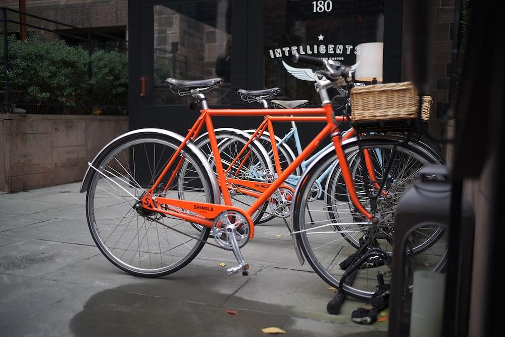 orange city bikes