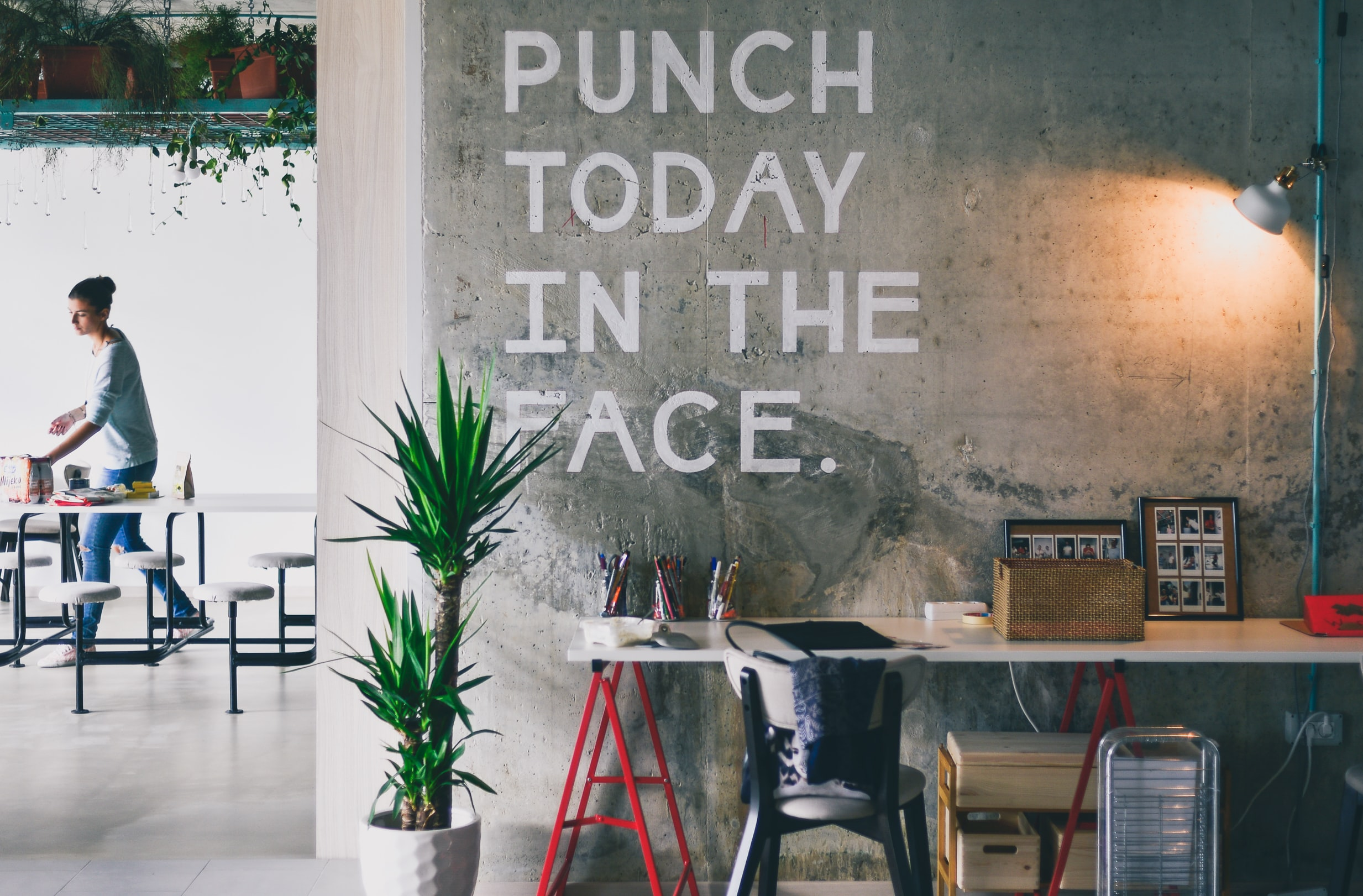 Unsplash: Workspaces Inspiration