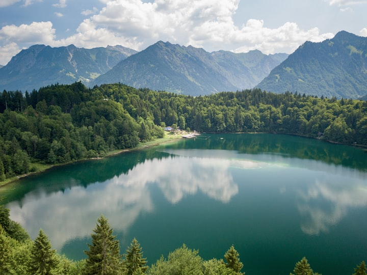 The Foolishness of the Lake