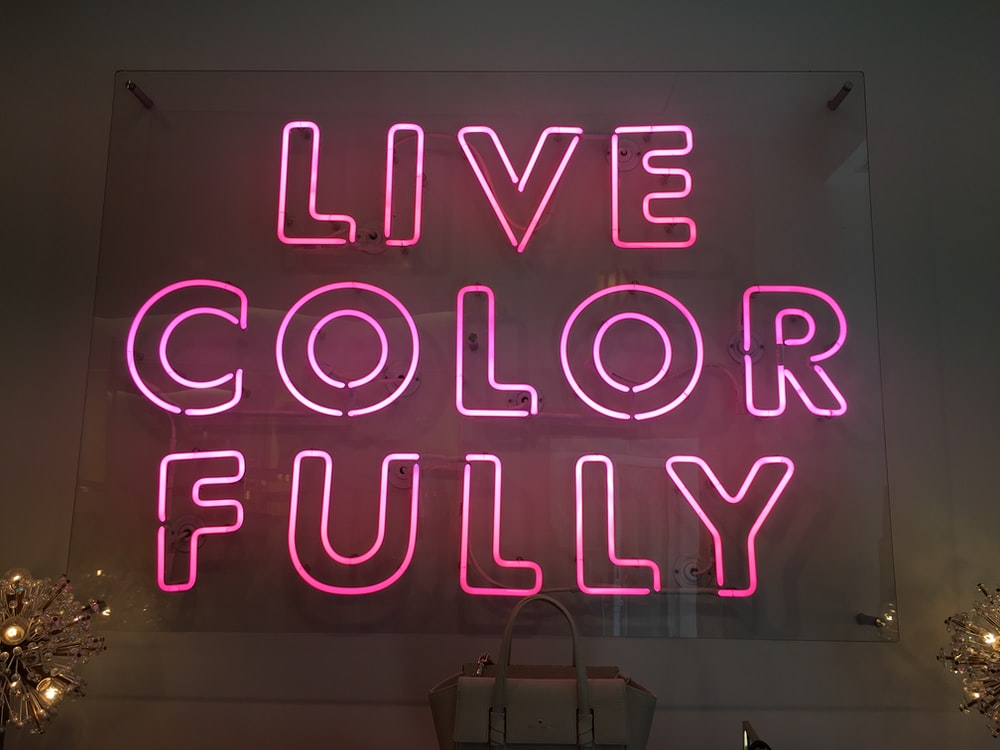 Live Color Fully LED signage