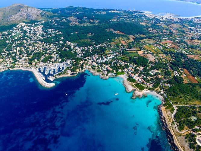 majorca islands in Spain
