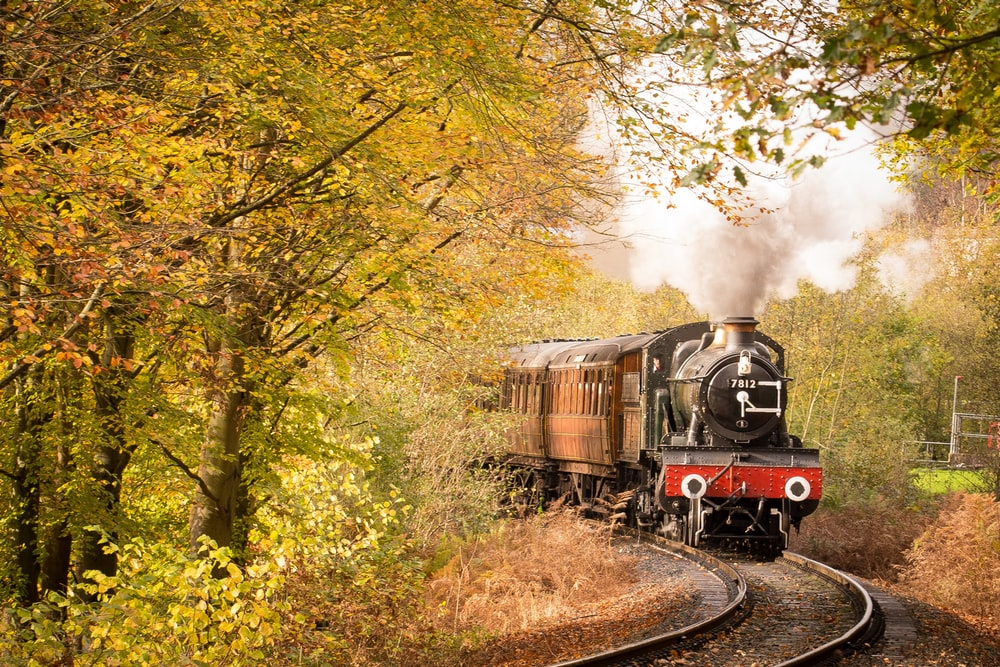 550 Steam Train Pictures Download Free Images On Unsplash