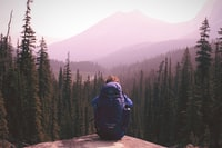 Beautiful Scene in Canada British Columbia
