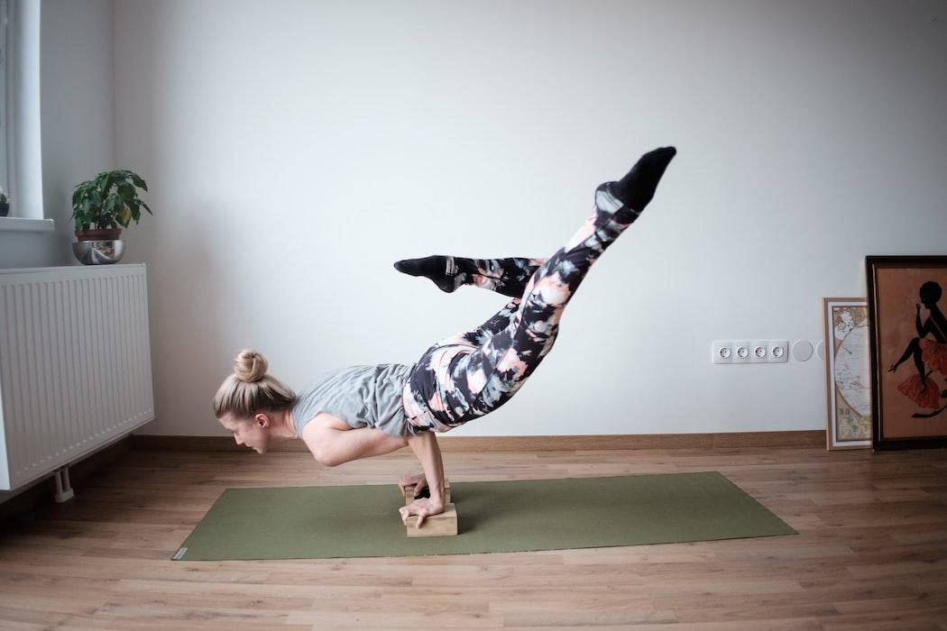Yogaudstyr – yogablokke