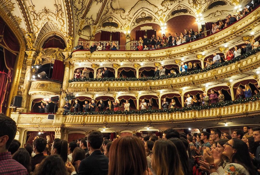 @dumitruvlah_photography - Instagram The last minute of a opera scene in Cluj Napoca, Romania.