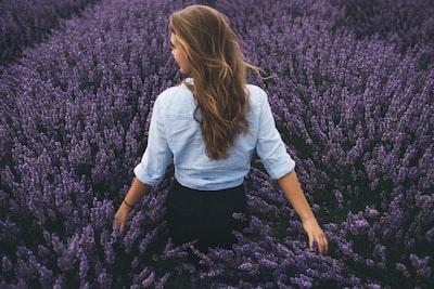 Surrender to violet