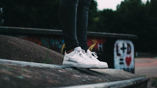 White Sneakers Great For Summer