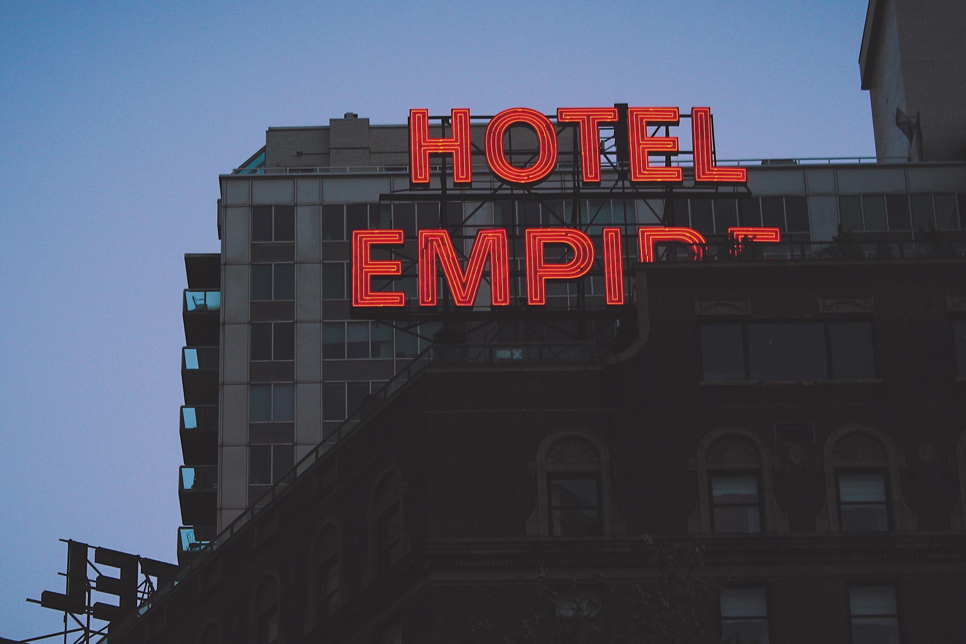 Hotel Empire building