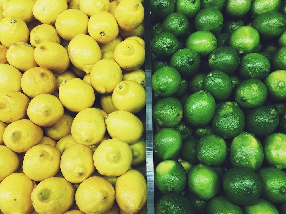 lemon and lime lot
