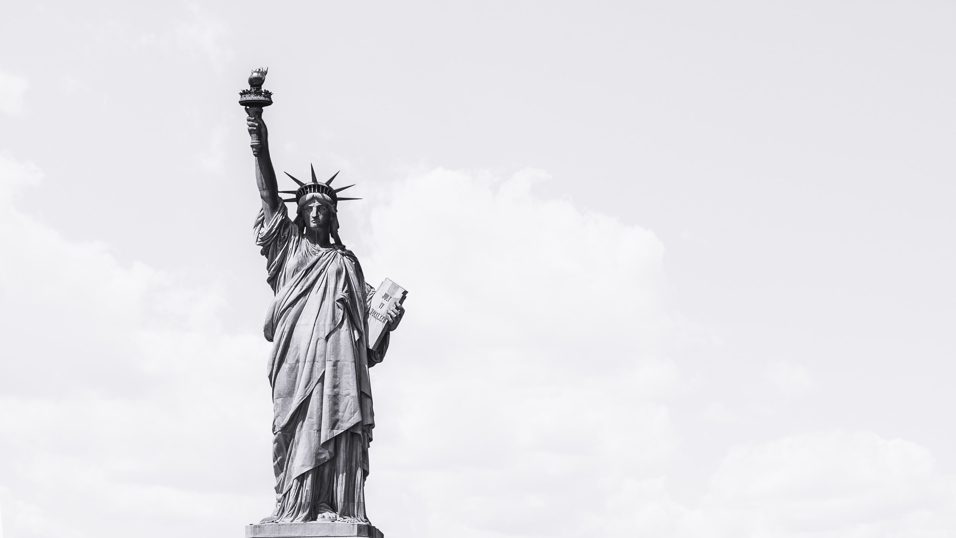 Statue of Liberty, New Y
