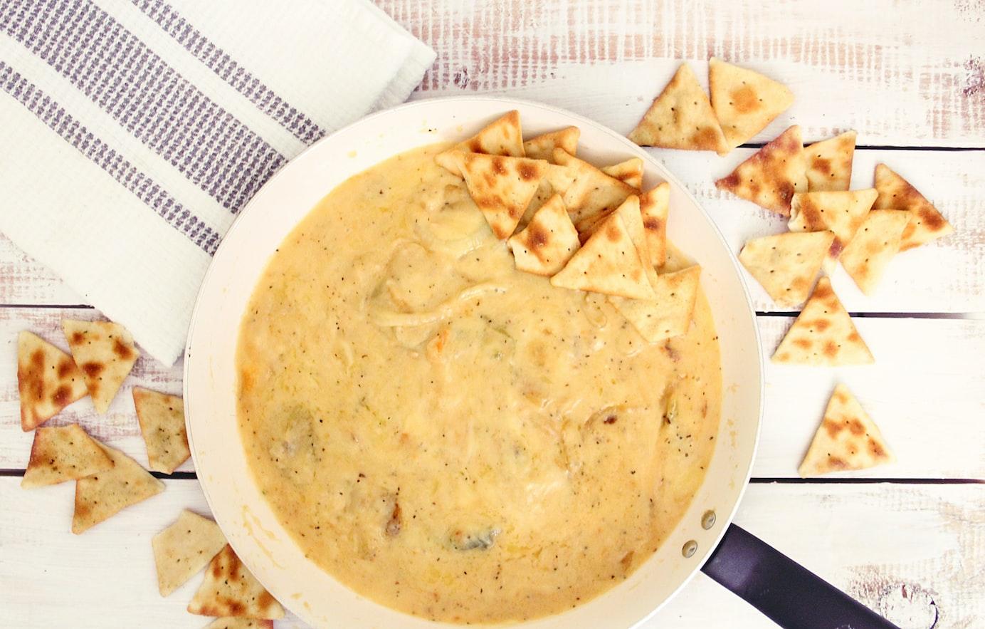 Рецепт идеального сырного супа для душевных посиделок осенью