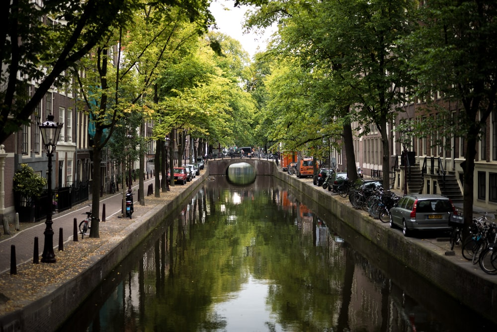 Amsterdam as the 2nd of sustainable city and community
