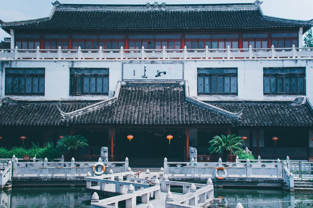 Japanese Temple photo