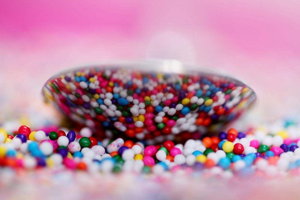 sprinkle candies