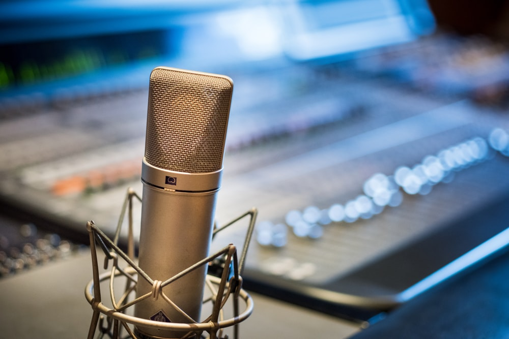 Getting Into the Voice-Over Industry