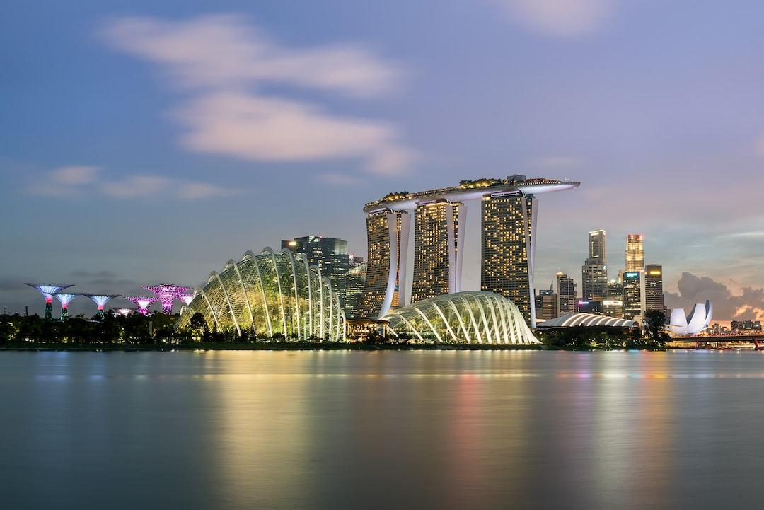 Надписью, картинки сингапур