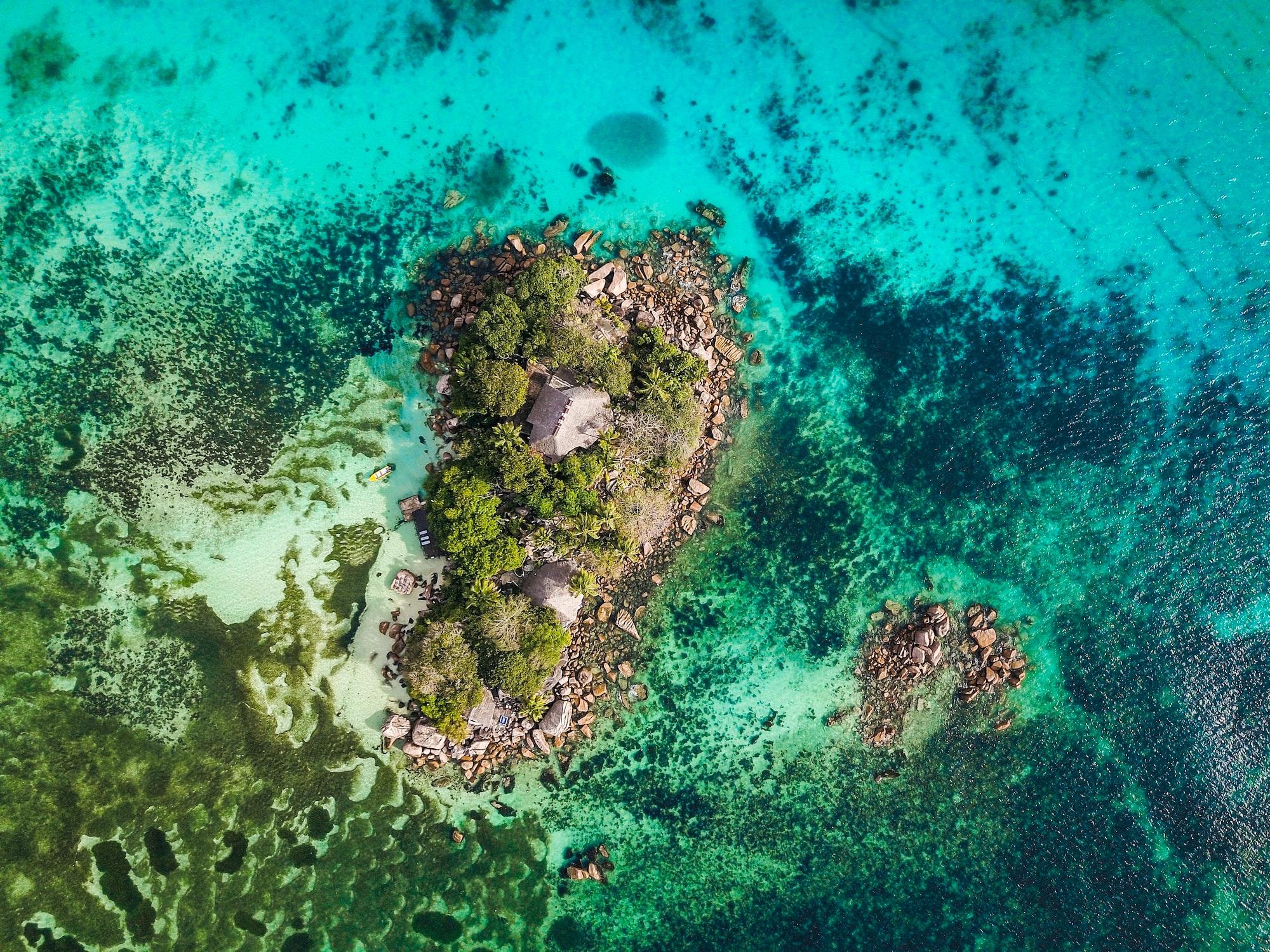 Shot in Seychelles - Praslin