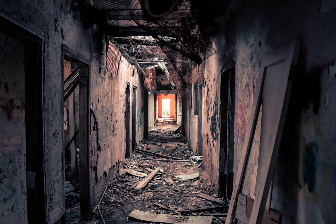 Abandoned Building Exploration