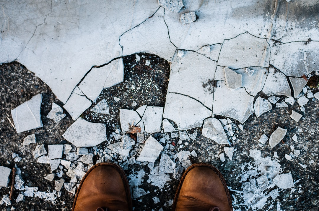 As a programmer, I tend to see the world as broken, and I don't like how that makes me feel