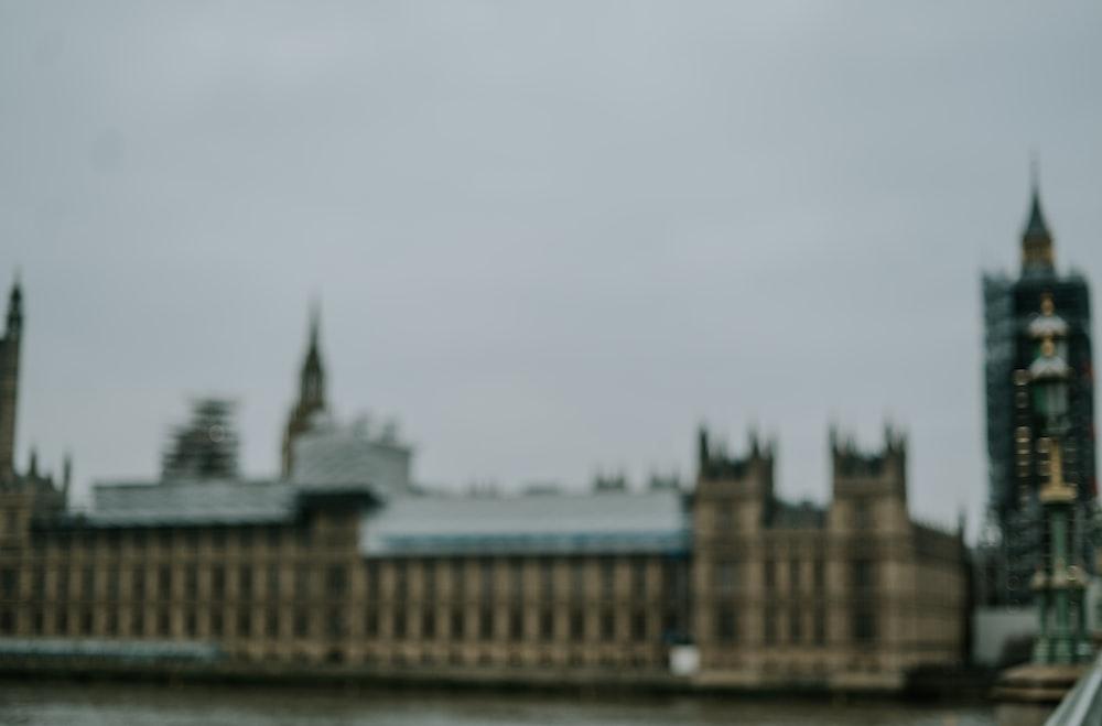 Elizabeth Tower, London