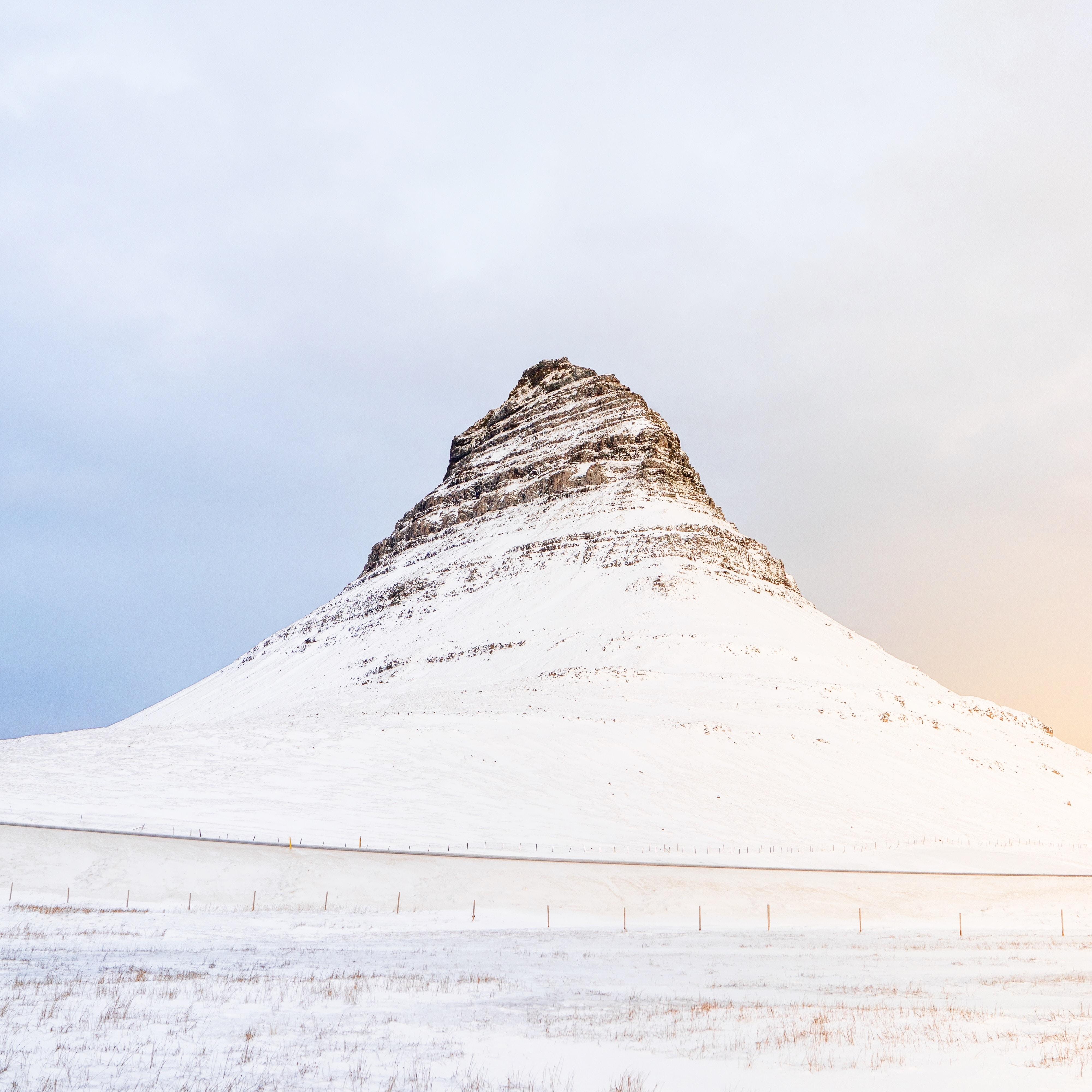 Kirkjuffel, Iceland