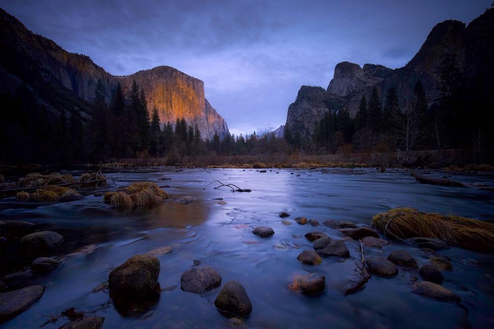 landscape photography of Yosemite National Park