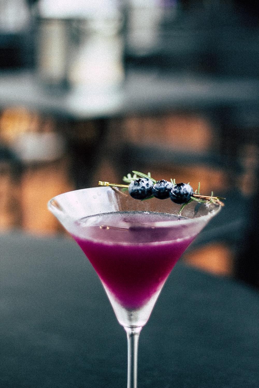 photo of margarita glass