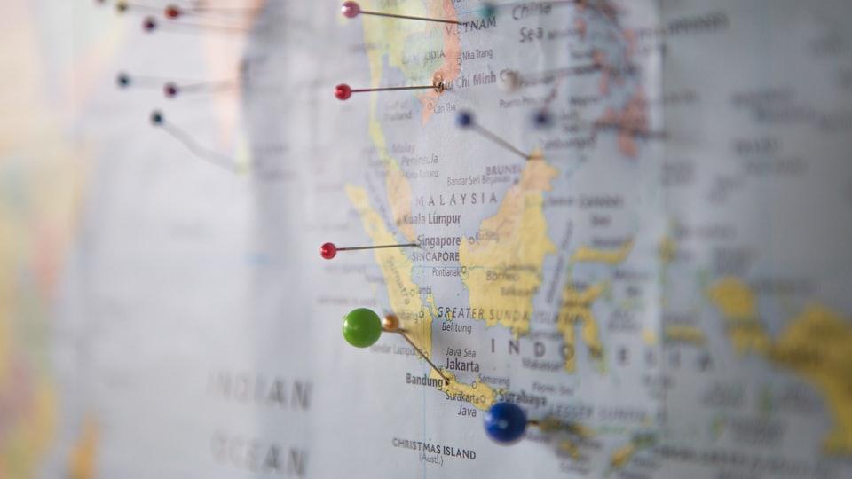 場所・住所を検索する方法
