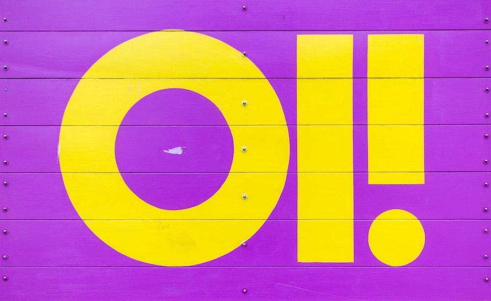 OI! logo