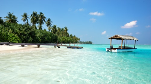 How wonderful is Maldives for holidays?