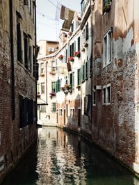 By-road in Venice