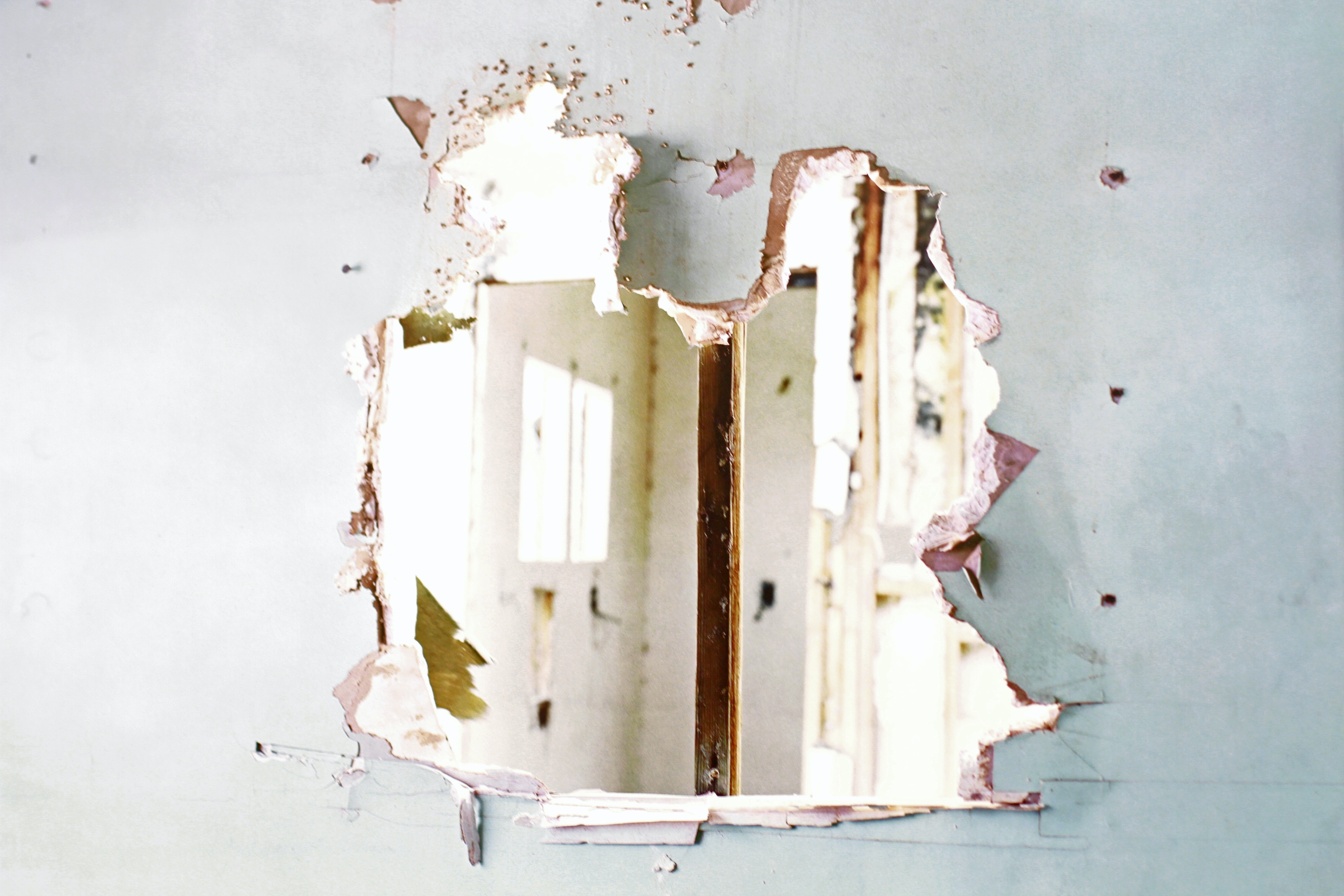 photo of brown wall