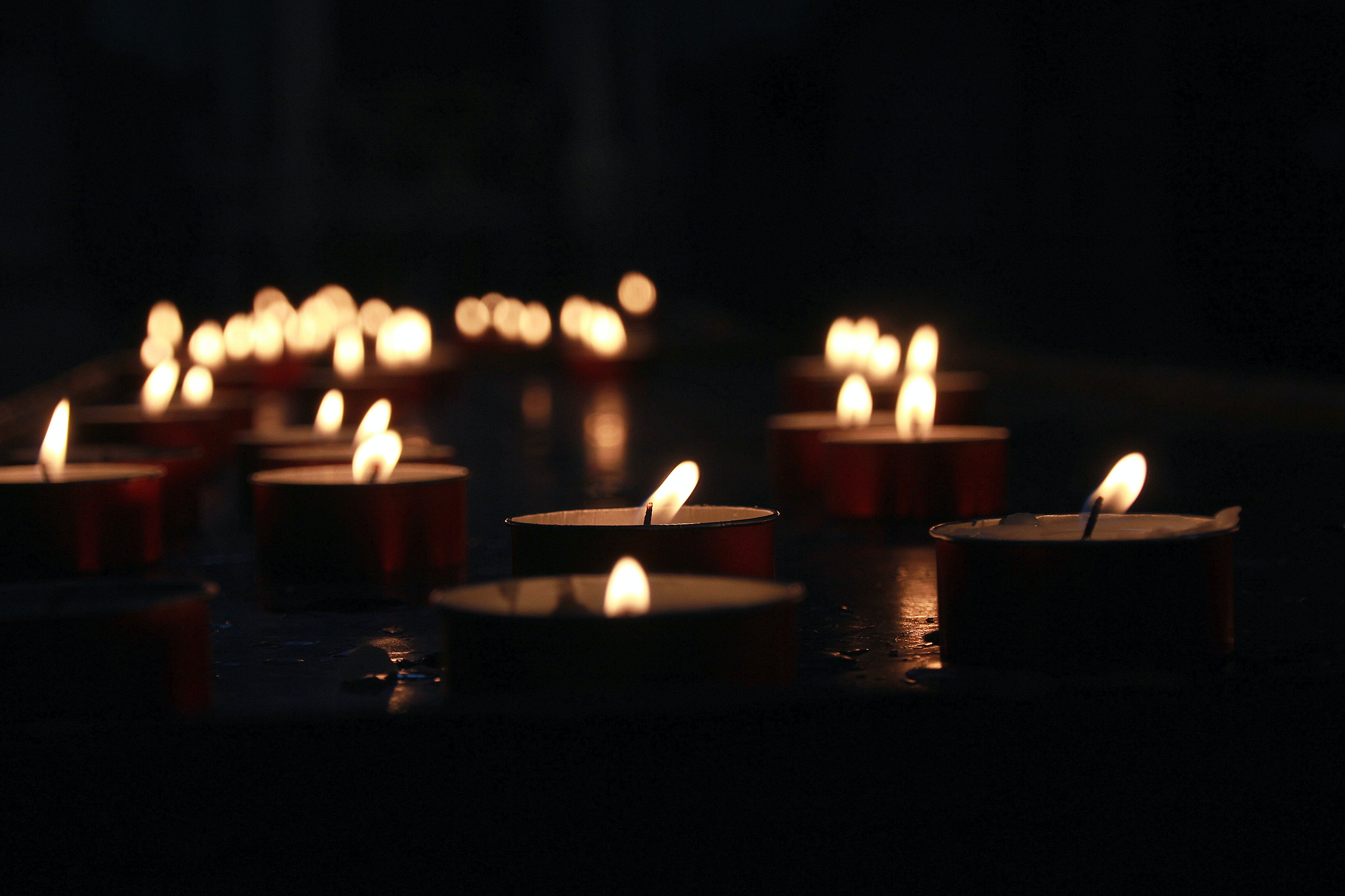 We're All Candles... mental illness stories