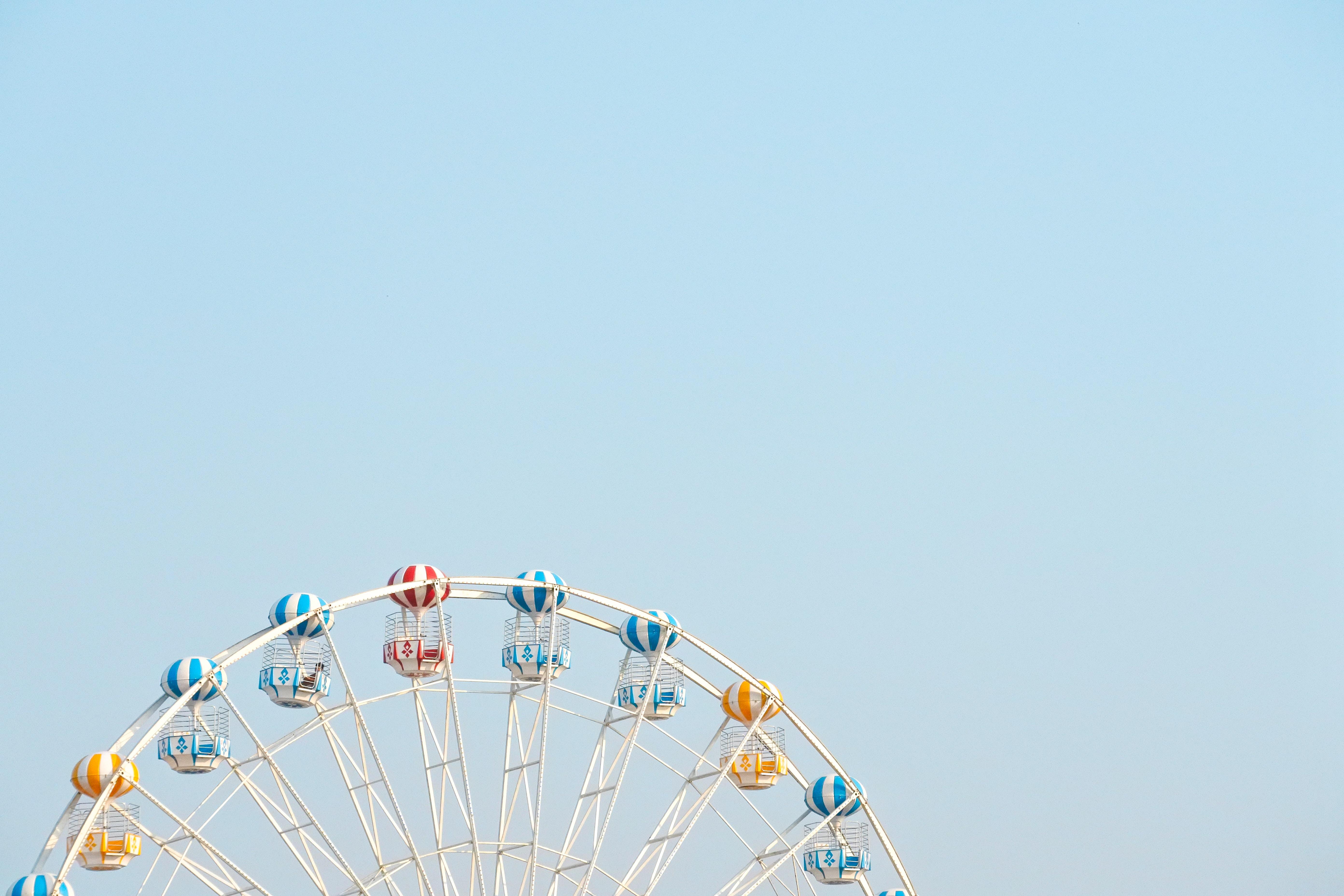 ferris wheel that