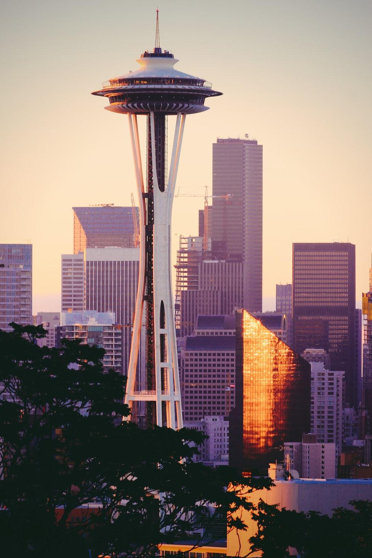 Space Needle, Seattle