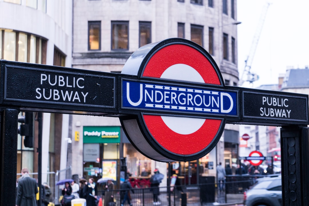 Simple public subway in London