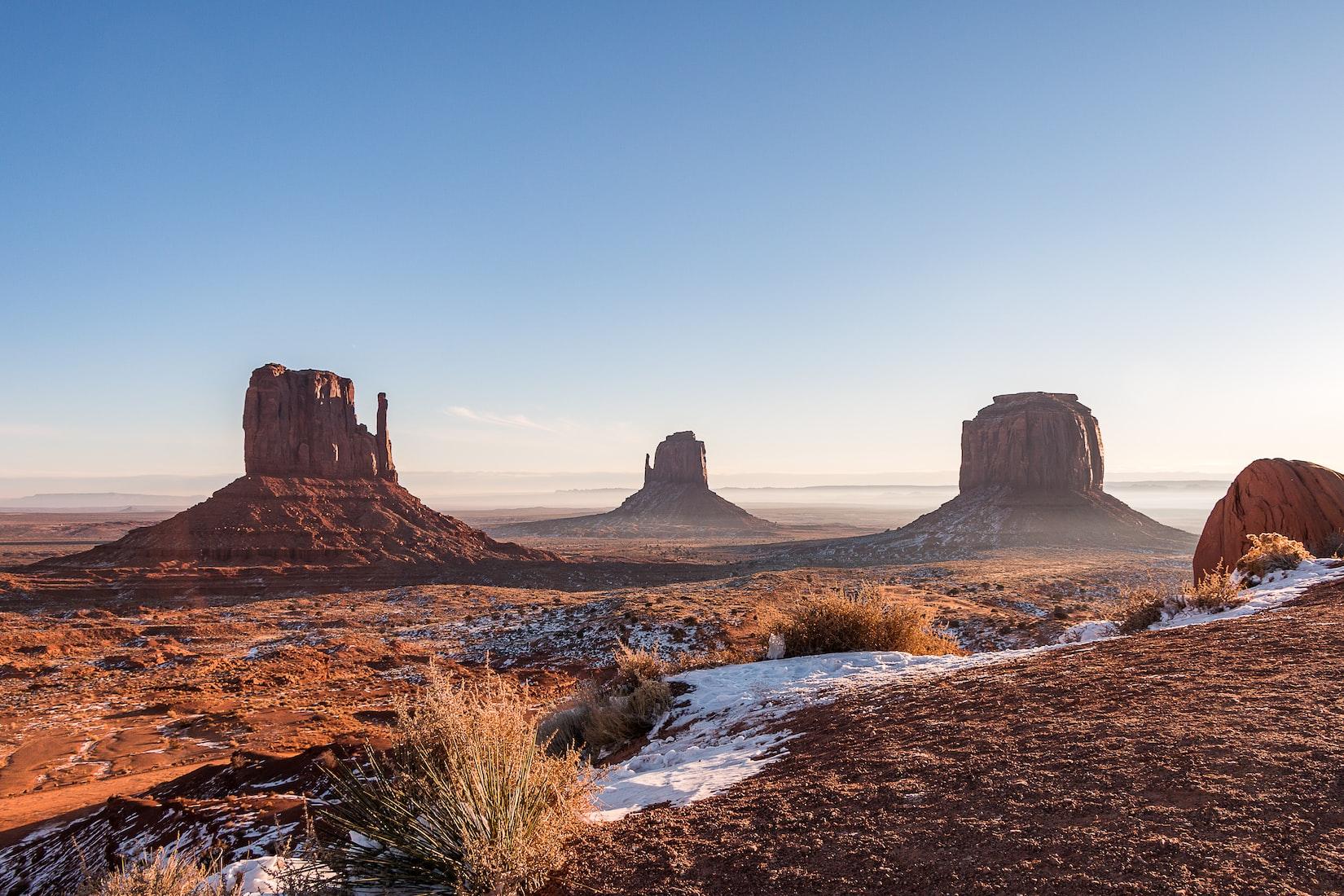 Restoring Desert Grasslands.  EARTH A New Wild – Episode 2 – Plains