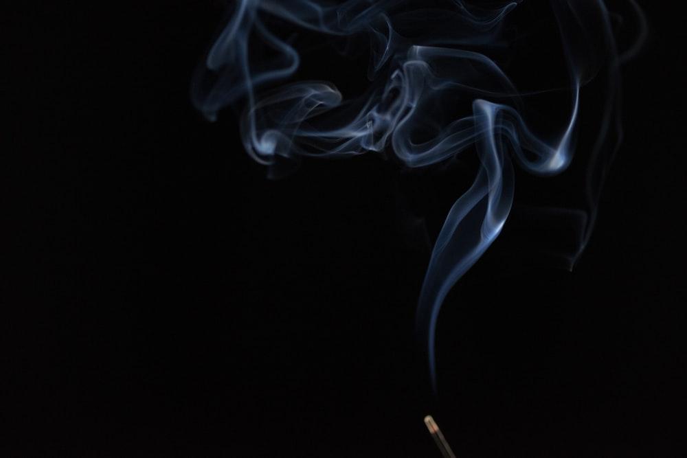incense stick smoke