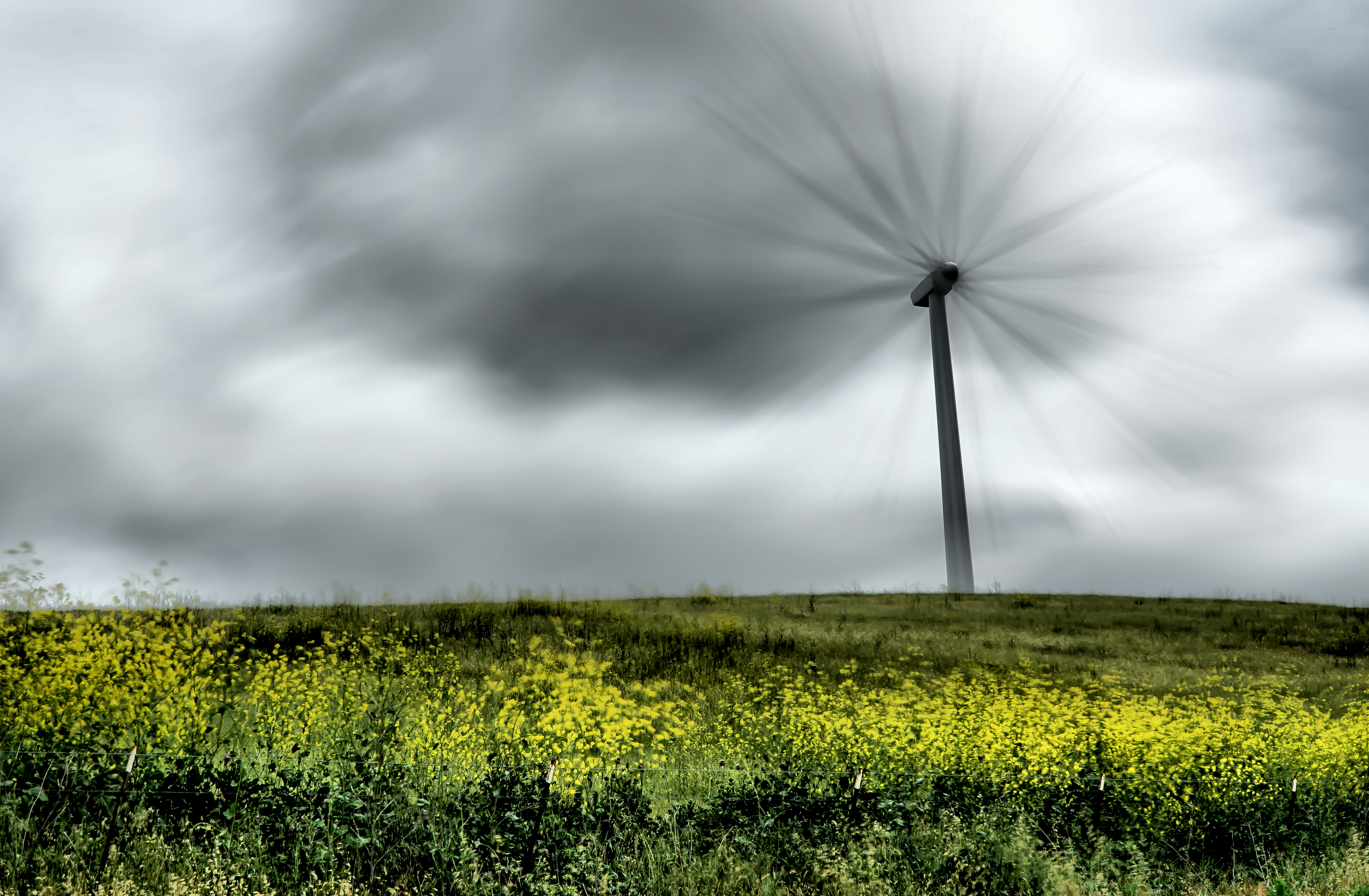 windmill photography