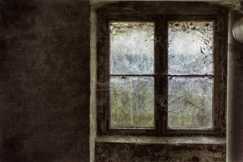 glass window pane