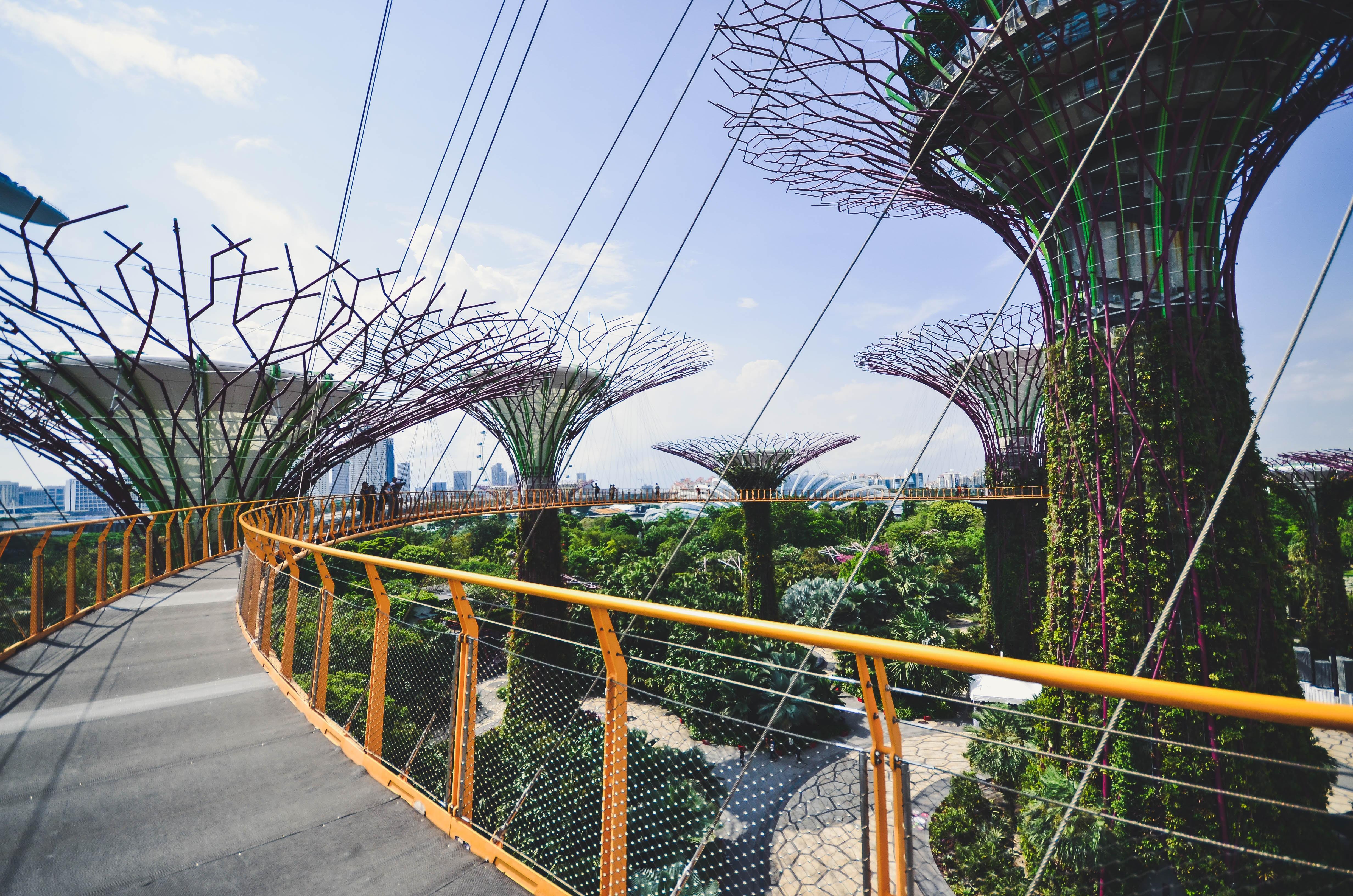 Singapore landmark