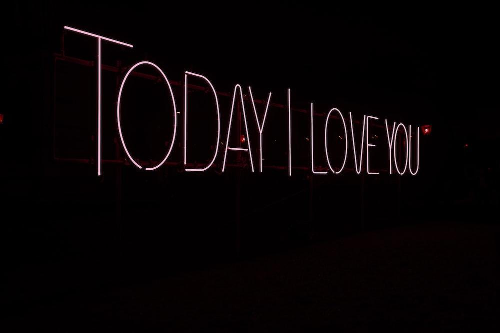 I love you | HD photo by Ali Yahya (@ayahya09) on Unsplash