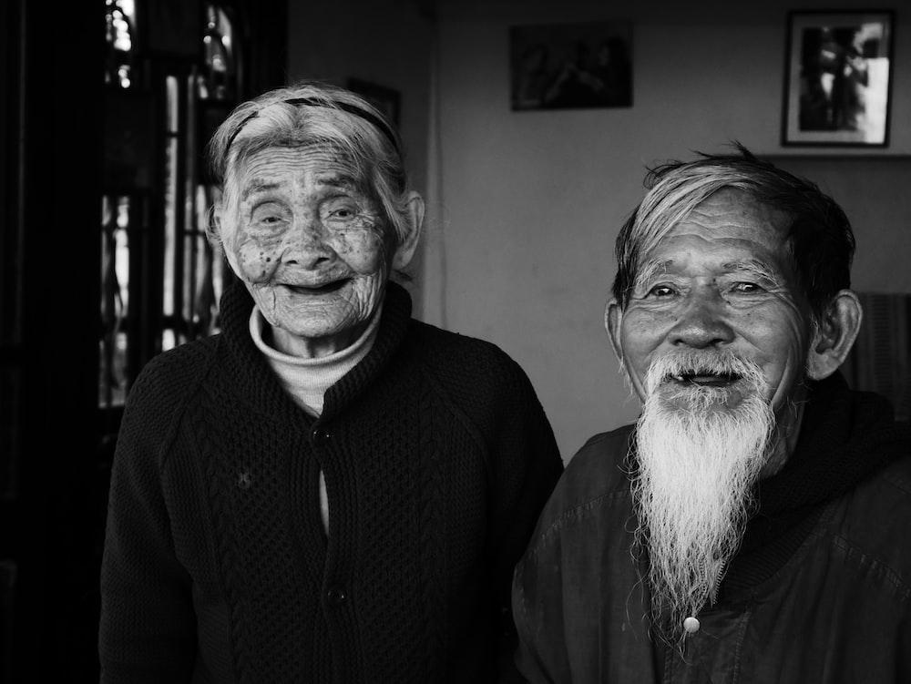 photo of grandma and grandpa