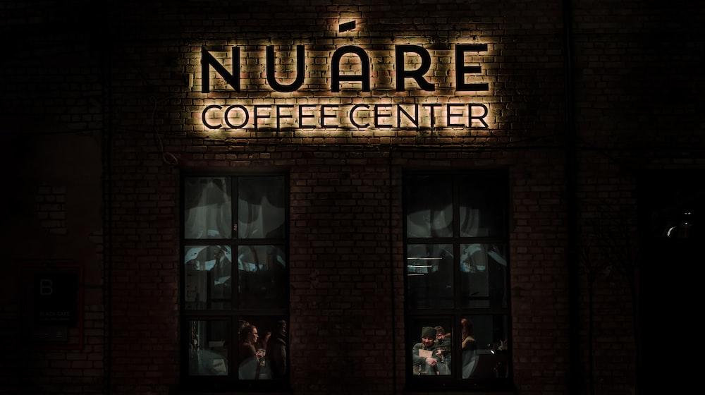 Nuare Coffee Center store