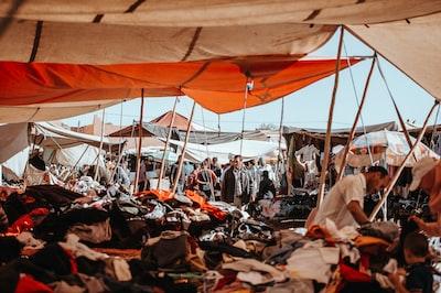 Berber Market, Morocco